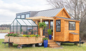 tiny home of Heather's dreams, manifest 101