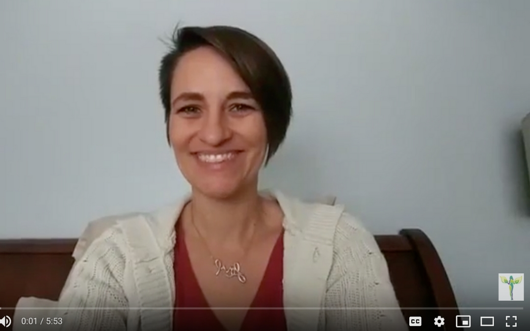 Heather Hundhausen speaks about the gift of finding and trusting your inner wisdom on her day 4 of her 12 day of christmas presence video series
