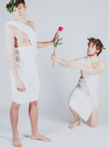 a man offering his male lover a rose and he refuses it, how to get a better sex life where you feel confident and really wanted