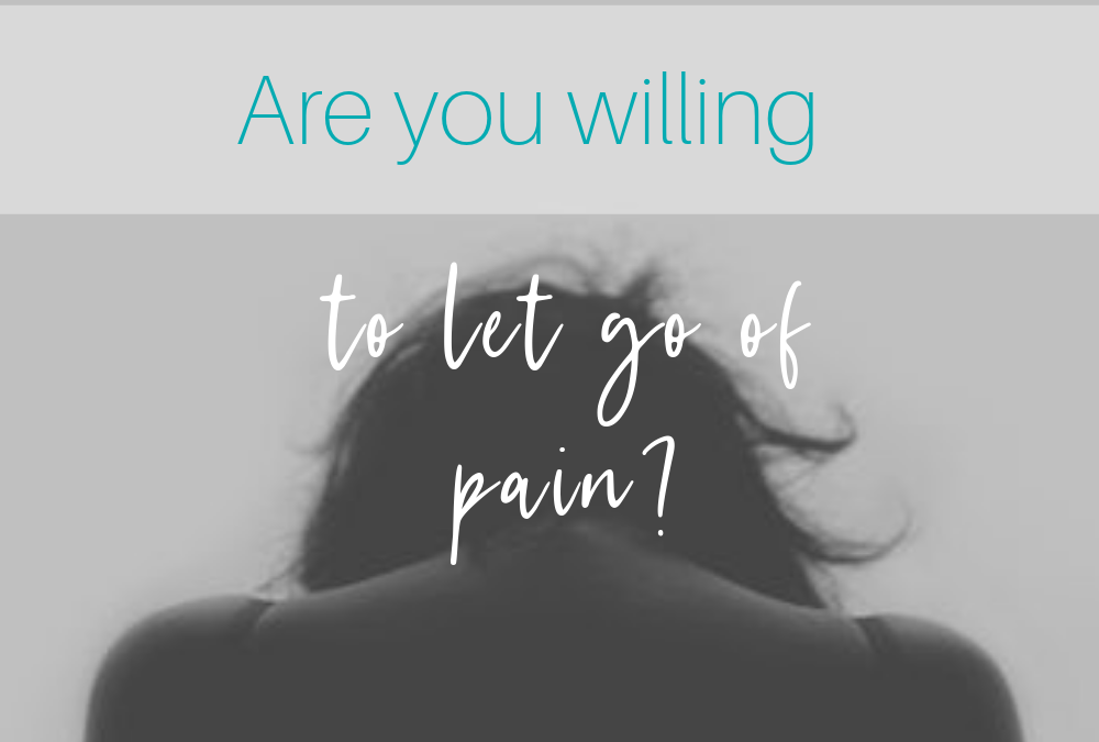 How to Let Go of Pain and Surrender Into Suffering